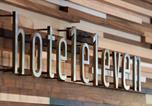 Hôtel Austin - Hotel Eleven-3
