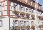 Hôtel Hausen bei Würzburg - Best Western Hotel Weisses Lamm-1