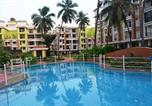 Location vacances Candolim - Sun & Sand Apartment C-006-1