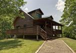 Location vacances Weaverville - Doolittle Mountain Cabin Cabin-1