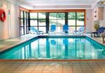 Hôtel 4 étoiles Epinal - Le Domaine Du Golf-3