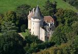 Hôtel La Châtre - Château de Bouesse-1