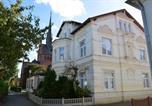 Hôtel Borkum - Hotel Villa Daheim Borkum-3