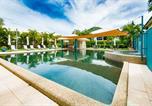 Location vacances Kewarra Beach - Pips 3 Bedroom Courtyard Apartment-4