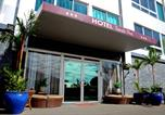 Hôtel Maharepa - Hotel Sarah Nui-1