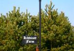 Hôtel Woodbury - Kiddicott Farm-1