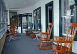 Villages vacances Lake George - Glenmoore Lakeside Lodge-2