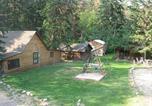 Hôtel Hill City - Harney Camp Cabins-3