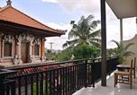 Hôtel Indonésie - Dewi Sri House Ubud-3