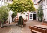 Hôtel Schleusingen - Thüringer Hof Hildburghausen-1