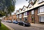 Hôtel High Wycombe - Premier Inn Marlow-1
