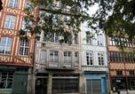 Hôtel Saint-Léger-du-Bourg-Denis - Chambres d'Hôtes Au Micocoulier-4