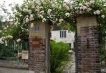 Hôtel Tonnerre - La Grille Fleurie, chambre d'hôte chez l'habitant-3