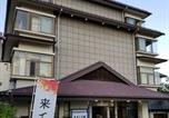 Hôtel Aizuwakamatsu - Seseragiso-4