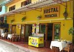 Hôtel Aguas Calientes - Hostal La Payacha-1