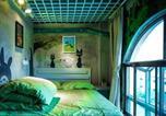 Location vacances Yantai - Yantai Lvxingjia Guesthouse 2nd Branch-2