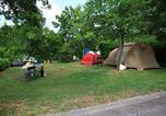 Camping avec Piscine Rieupeyroux - Flower Camping du Lac de Bonnefon-4