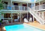 Hôtel Knysna - Bluesky Backpacker & Lodge-3