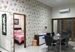 Location vacances Pangandaran - Nariska Suite Homestay Purwokerto-3