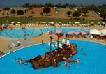 Camping avec Parc aquatique / toboggans Croatie - Campingin Park Umag-3