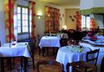 Hôtel Entrecasteaux - Hotel Restaurant Les Esparrus-3