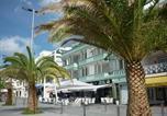 Location vacances Puerto de Naos - Nisamar 3ºa-3