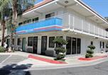 Hôtel Bakersfield - Motel 6 Bakersfield Convention Center-1