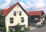 Location vacances Tiefenbach - Ferienwohnung Kuschel-4