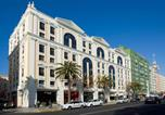 Hôtel Cadix - Hotel Monte Puertatierra-2