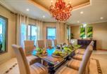 Location vacances Dubaï - Short Booking - Four Bedrooms Silver Beach, Frond E, Palm Jumeirah-4