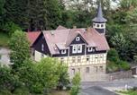 Location vacances Elbingerode (Harz) - Holiday home Mit Dem Turm 2-1