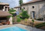 Location vacances Saint-Mamert-du-Gard - La Camarguaise-4