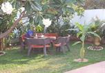 Location vacances  Cambodge - Arboretum Guesthouse-1