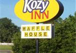 Hôtel Grove City - Kozy Inn-2