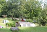 Camping avec Spa & balnéo Esquibien - Camping Indigo Douarnenez Le Bois D'Isis-2