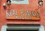 Hôtel Guanajuato - Real Bonanza Posada-1