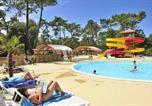 Camping avec Accès direct plage Saint-Palais-sur-Mer - Capfun - Domaine Le Zephir-1