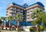 Hôtel Bandirma - Erdek Helin Hotel-3