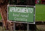 Hôtel Castañera - Coviella Hotel Rural-3