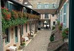 Hôtel Corbigny - Hostellerie de la Poste - Les Collectionneurs-1