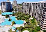 Location vacances Panama City Beach - Edgewater Tower Iii - 104-1