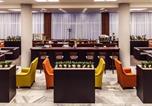 Hôtel Kroměříž - Interhotel Moskva-3