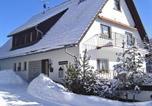 Location vacances Eisenbach (Hochschwarzwald) - Apartment Scherzinger-2
