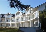 Location vacances Göhren - Villa Granitz - Ferienwohnung Riedel-1