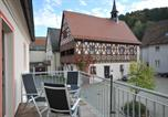 Location vacances Mainleus - Gästehaus am Rathausplatz-1
