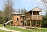 Camping  Acceptant les animaux Allemagne - Ferienpark Perlsee Ferienhäuser, Camping, Mobilheime-4