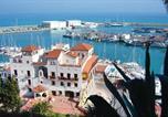 Location vacances Caldes d'Estrac - Three-Bedroom Apartment Arenys De Mar 03-1