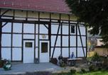 Location vacances Großalmerode - Heuhotel Märchenscheune-4
