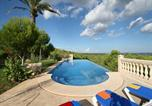 Location vacances Cales de Mallorca - Villa in Portocolom Iii-1