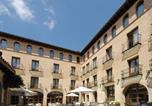 Hôtel Daroca - Hotel Cienbalcones-2
